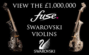 fuse swarovski crystal electric violins london entertainment hire linzi stoppard