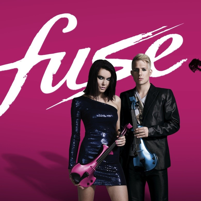 linzi stoppard fuse violinist album cover electric violinist hire london corporate entertainment