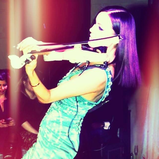 linzi stoppard electric violinist nina naustdal