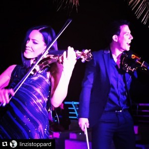 event entertainment electric violin group fuse linzi stoppard ben lee violinists strings quartet