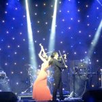 Linzi Stoppard and Fuse Dubai fuse electric violin duo live entertainment corporate