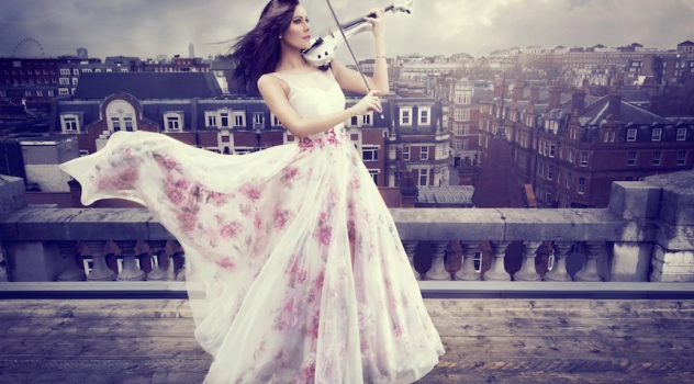 News Electric Violinist Linzi Stoppard And World