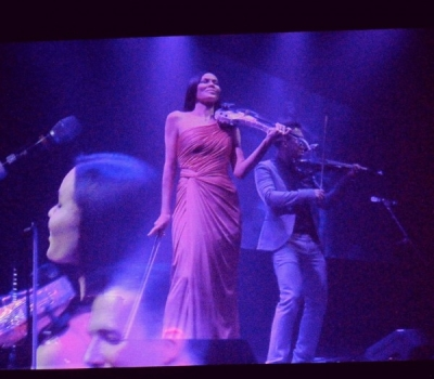 Electric Violinists Fuse Perform Headline Concert in Boston