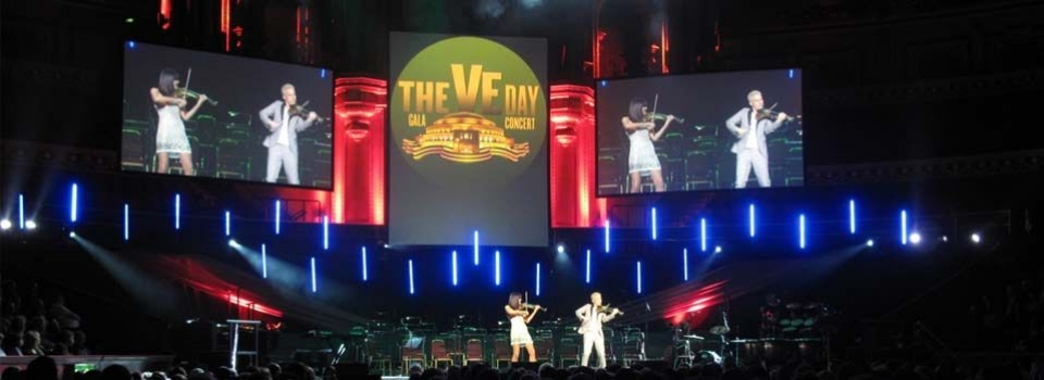 fuse electric violin duo live royal albert hall