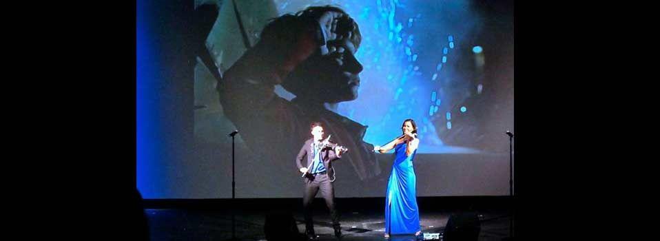 fuse electric violin duo live